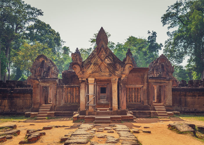 Banteay Srei Temple Photo